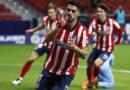 Atlético remonta y se afianza en la cima de LaLiga