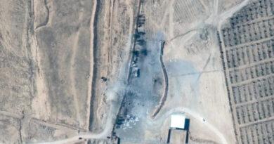 Irán advierte a EU tras ataque en Siria