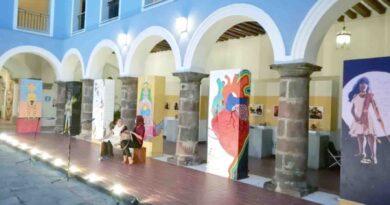 """Inauguran mural """"Viva la Mujer"""""""