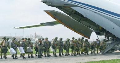 Rusia anuncia el retiro de sus tropas de la frontera con Ucrania