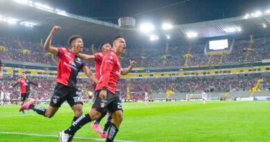 Atlas se lleva la ventaja al Estadio Cuauhtémoc